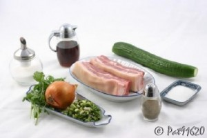 Porc caramel Vietnamien thit kho