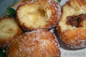 Paczki ou beignets pour un Mardi gras