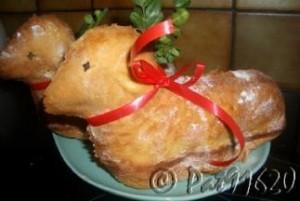 Agneaux de Pâques ou Agneaux Pascal