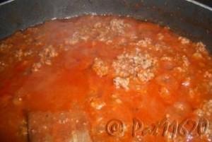 Spaghettis Bolonaise